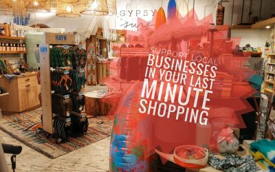 Support small West Palm Beach businesses in your last minute holiday shopping!
