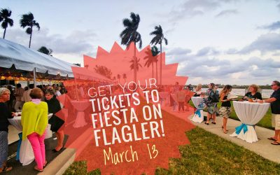 Fiesta on Flagler – West Palm's grandest waterfront party – is back!
