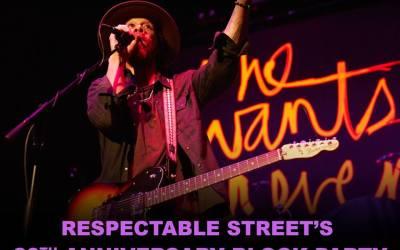 Ilya Tatarov on Respectable Street Cafe 30th Anniversary