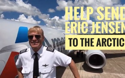 Help send Eric Jensen to the Arctic!