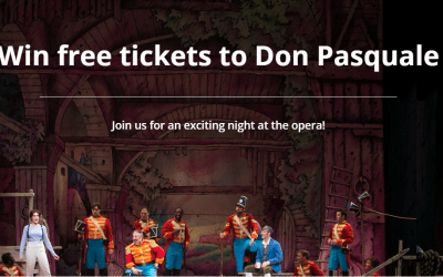 Contest! Win Tickets to Palm Beach Opera's Don Pasquale