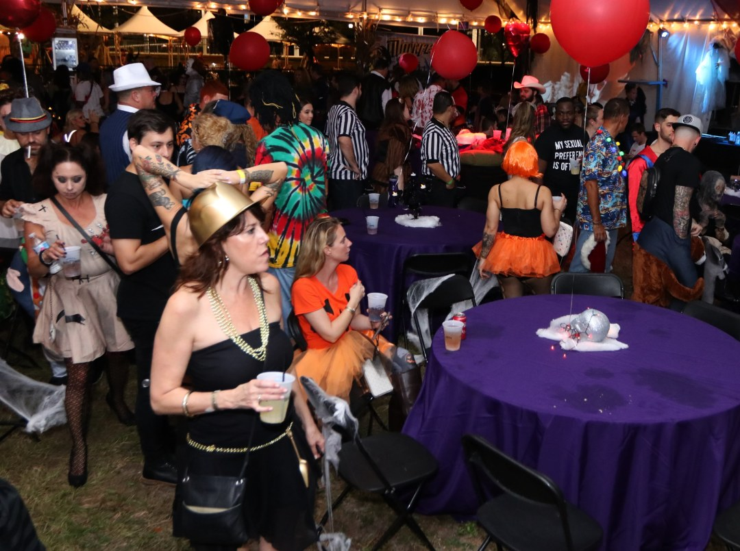Party Time at Moonfest 2019 (photo by: Mike Jalches)