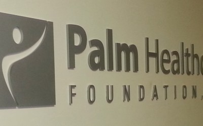 Inside the Palm Healthcare Foundation in Downtown West Palm Beach on Diabetes Week