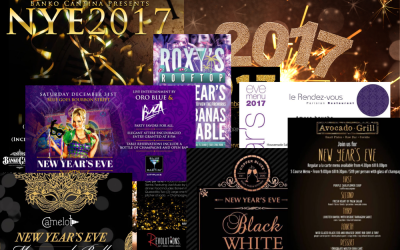 New Years Eve Parties on Clematis Street and West Palm Beach 2016