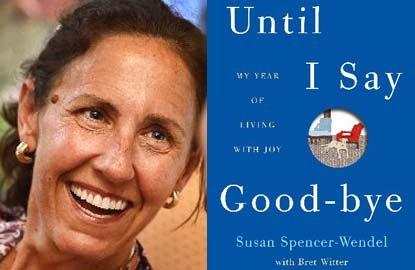 Susan Spencer-Wendel & Living with Joy!