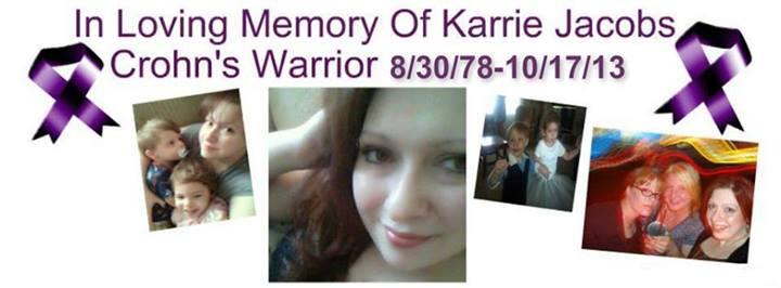 RIP Karrie Jacobs