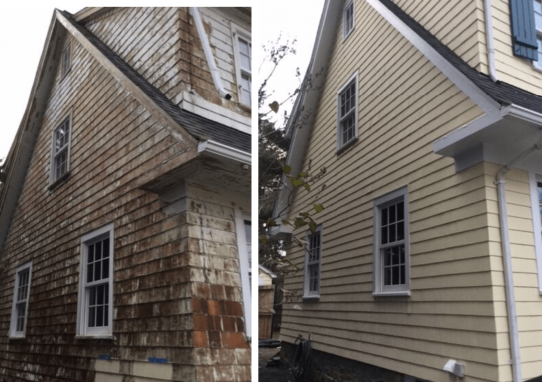 What To Do About Exterior Paint Failure