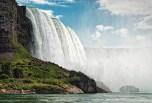 Edge of the Horse Shoe Falls
