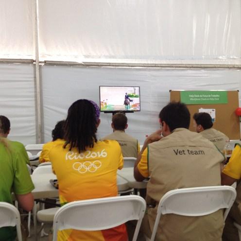 Olimpiādes skatīšanās iespējas