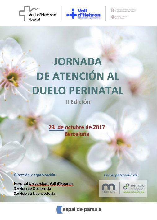 JORNADA DE ATENCIÓN AL DUELO PERINATAL