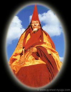 Rigdzin Wangchuk Arik Rinpoche