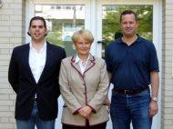 Staatsrätin Elisabeth Motschmann empfing VDSt-Neumitglieder aus ganz Deutschland