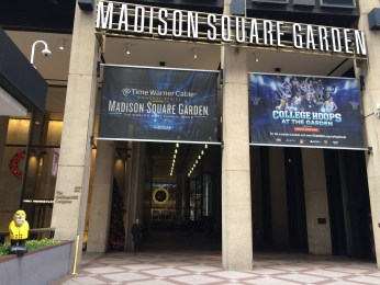 Captain Ahab of Ahab's Adventures at Madison Square Garden in NYC 2015