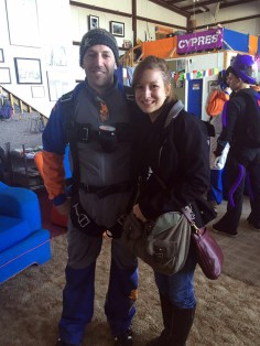 Captain Ahab's Group Skydiving Crew 2016