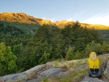 Captain Ahab of Ahab's Adventures exploring Futaleufu Chile 2017