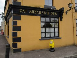 Captain Ahab of Ahab's Adventures at Pat Sheahan's Pub in Ireland 2014