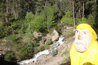 Captain Ahab of Ahab's Adventures exploring Colorado 2011