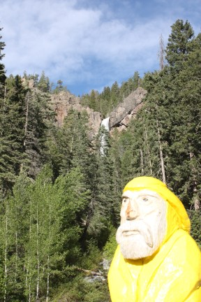 Captain Ahab of Ahab's Adventures exploring Colorado 2011