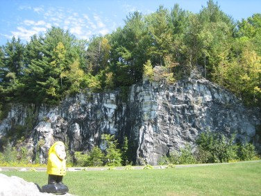 Captain Ahab of Ahab's Adventures at Natural Bridge North Adams Massachusetts 2010
