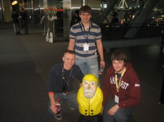 Captain Ahab of Ahab's Adventures at PAX EAST 2012
