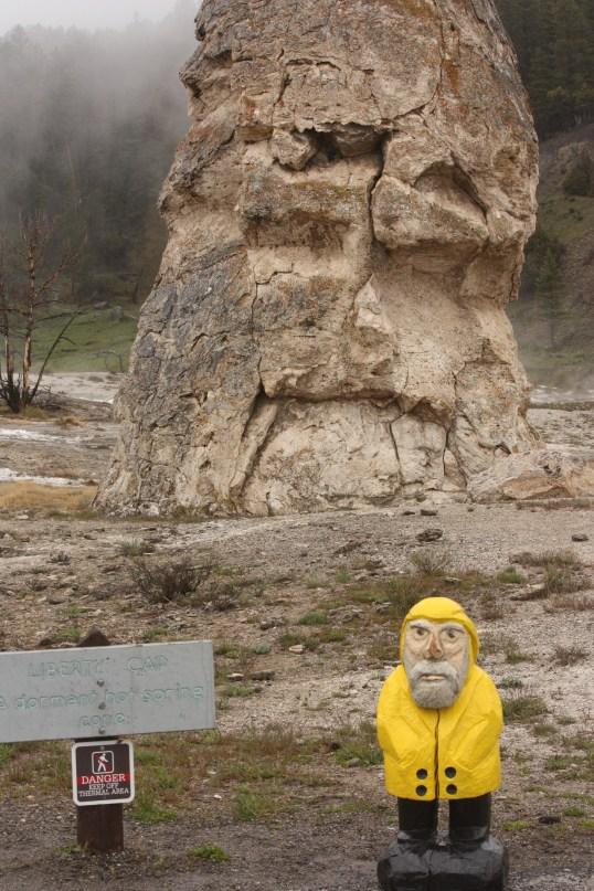 Captain Ahab of Ahab's Adventures at Yellowstone National Park 2011
