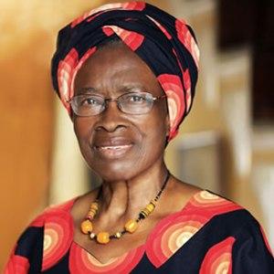 Prof Miriam K Were