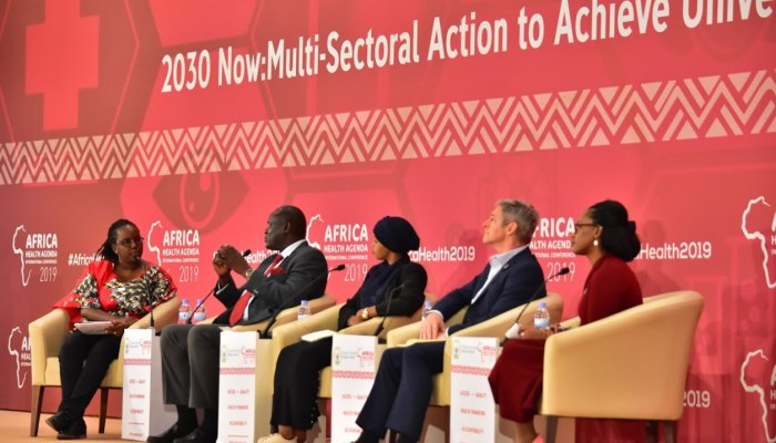 Africa Health Conference 2019: Media Coverage
