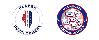 AHAI AND CENTRAL DISTRICT PD CAMP LOGOS