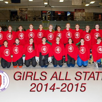 Girls All State Red