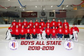 2019 ALL STATE BOYS RED TEAM