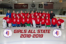 2019 GIRLS ALL STATE RED TEAM
