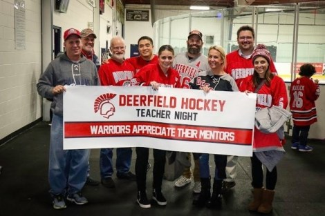 Teacher Appreciation Night - Deerfield