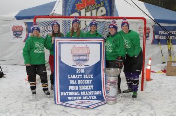 Angry Beavers Women's Silver Division