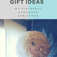 Pinterest DIY Christmas Gift Ideas