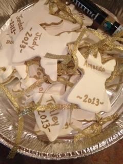 baking soda and cornstarch ornaments