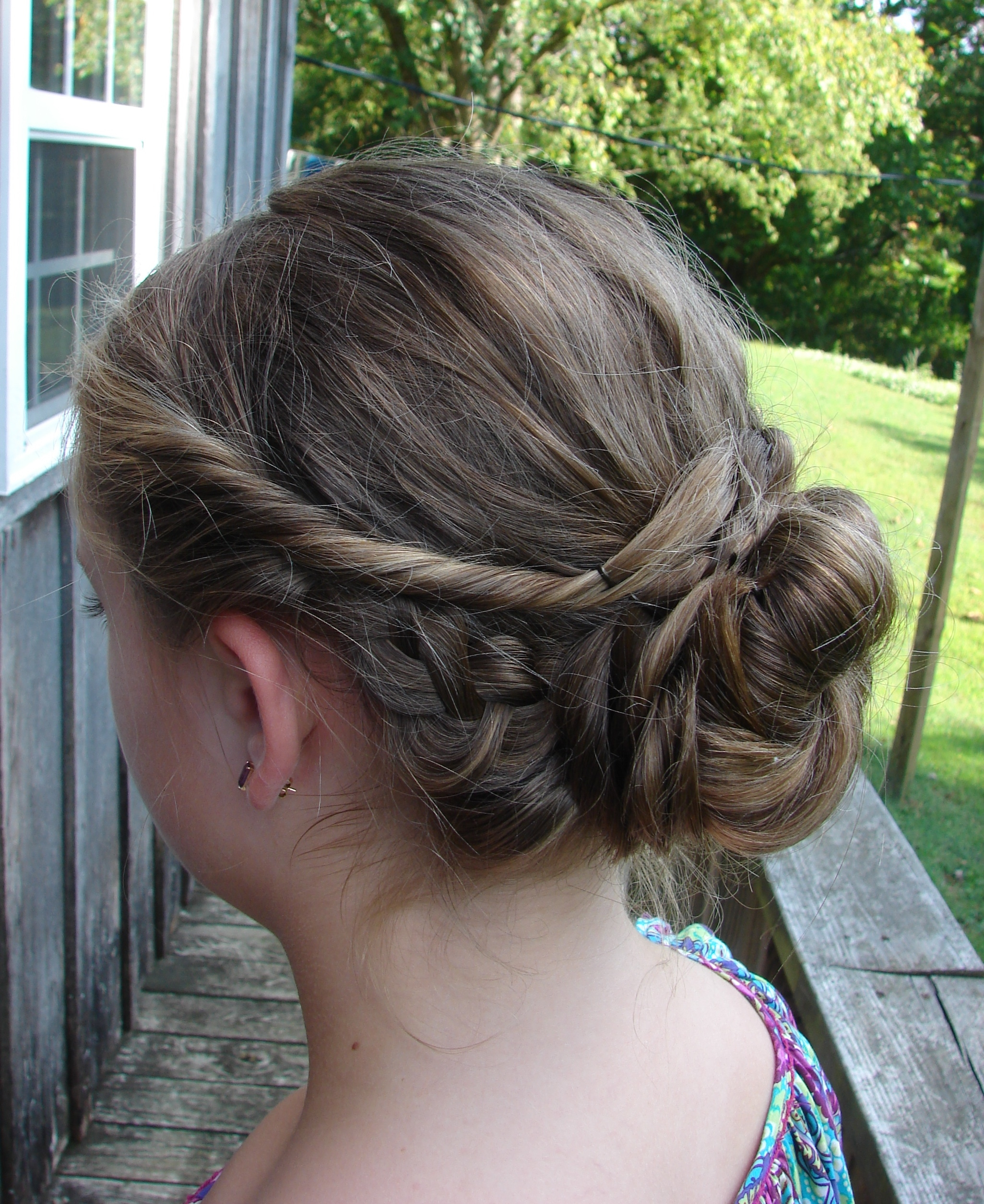 Cute Homecoming Updos No Time No Curling A Hair In My Biscuit