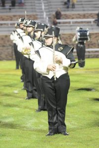 marching band hair
