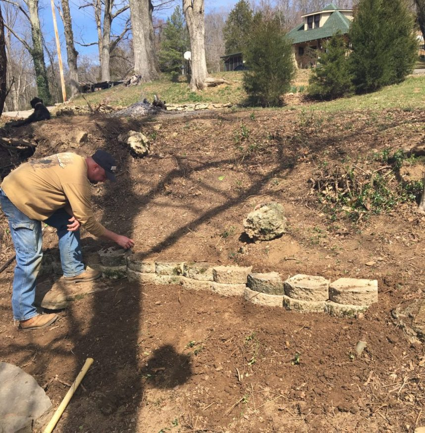 how to maintain the landscaping