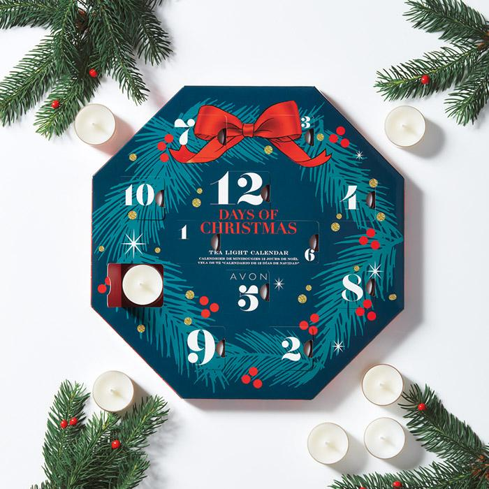 Avon Christmas Calendar 3