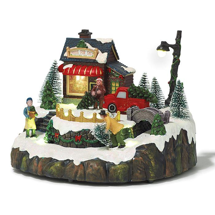 Avon Christmas Villages1