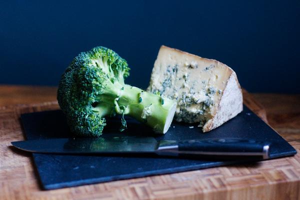 broccoli and stilton bake breadcrumbs new year