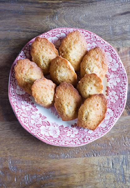 salted honey brown butter madeleines traditional cordon bleu recipe beurre noisette