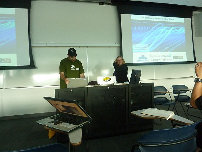 6 WordCamp Fraser Valley 2009 19