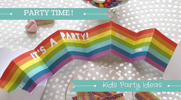 image of party invite