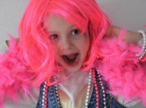 Dress Up Ideas For Pink Party