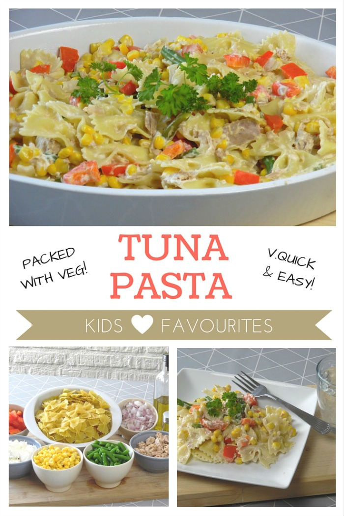 Images Of Healthy Tuna Pasta Recipe