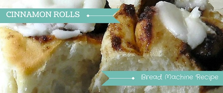 Image of cinnamon rolls
