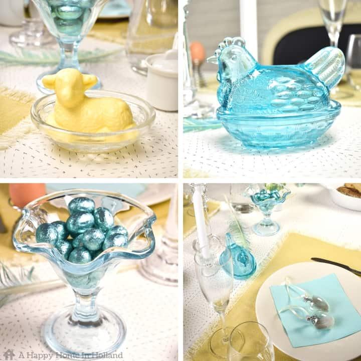 Decorating For Easter; Spring Inspiration Blog Hop