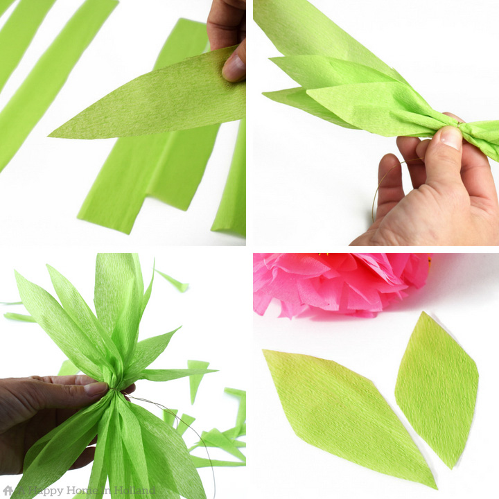 How to make paper flowers step by step easy tutorial learn how to make paper flowers step by step in this easy tutorial mightylinksfo