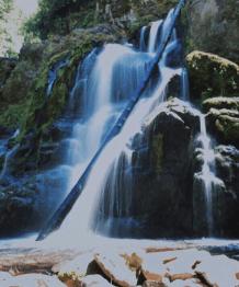 Little Mashel Falls